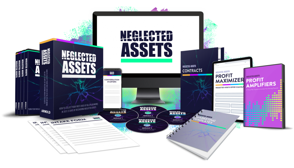 Neglected Assets by Lee Arnold
